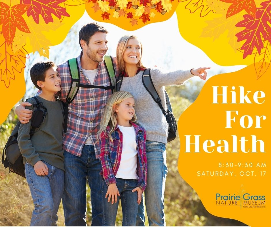 Hike for Health October